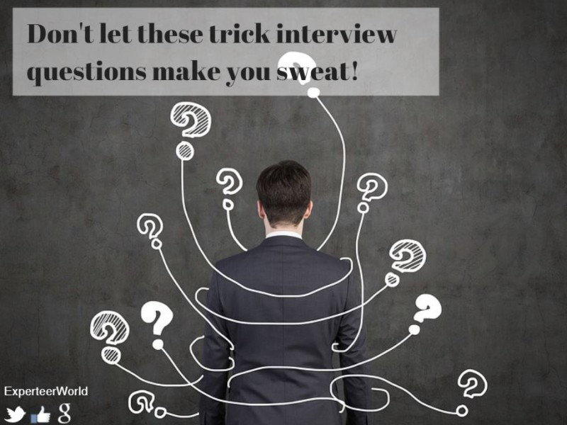 Trick Interview Questions