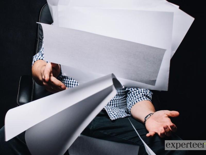 resume faqs for senior managers