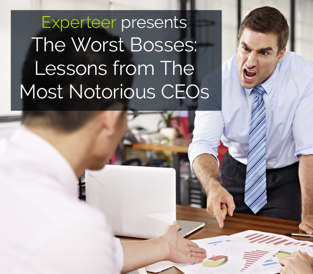 the worst bosses