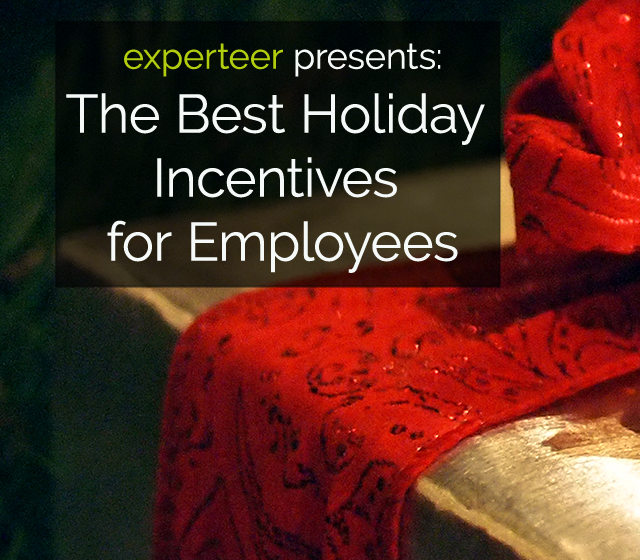the best holiday incentives for employees