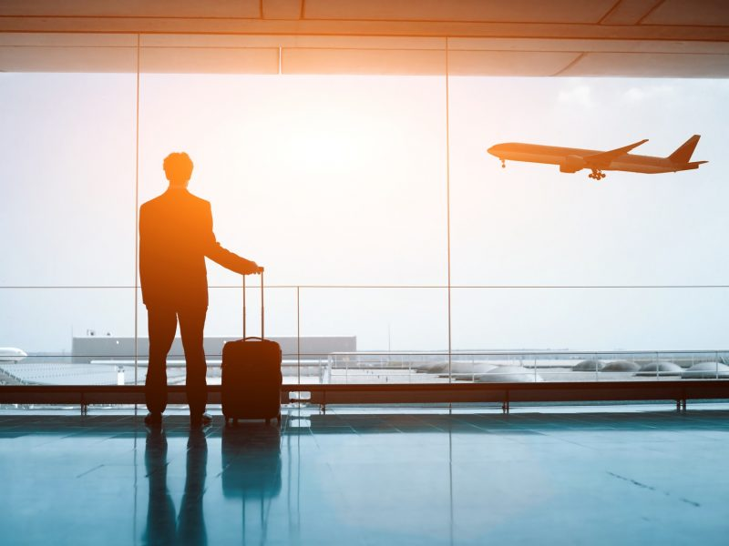 Tips for Staying Healthy on Business Trips