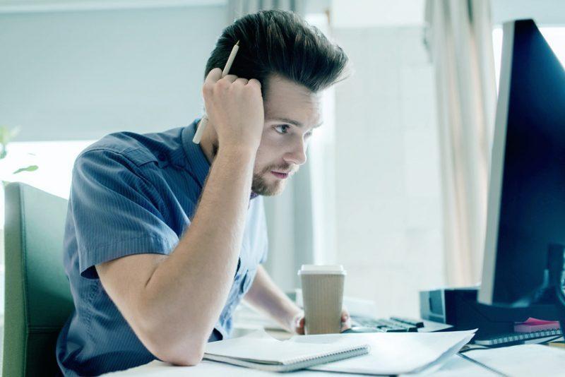 Digital burnout