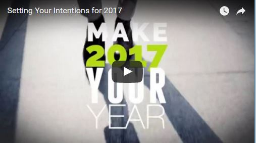 setting your intentions for 2017