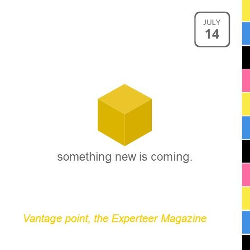 Vantage Point, the Experteer magazine