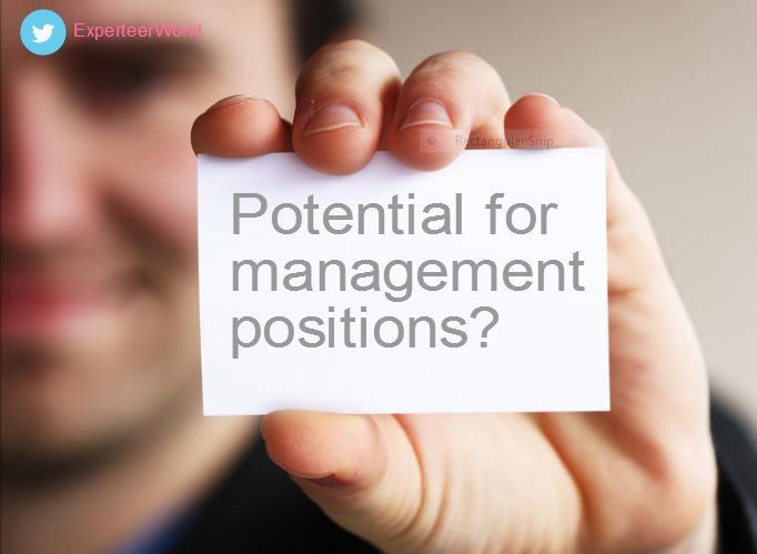 employee for management jobs
