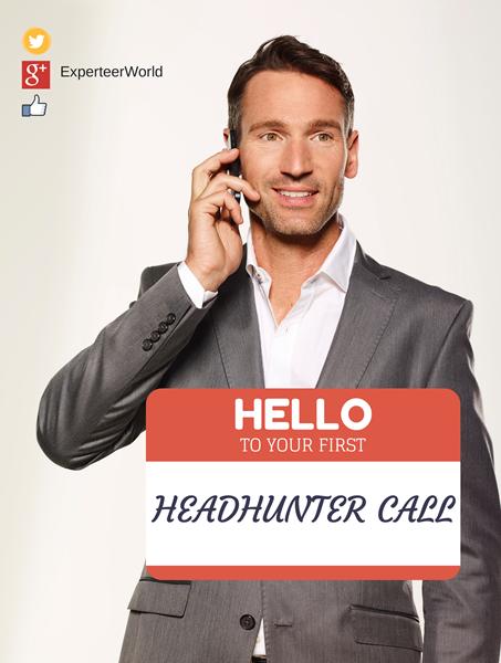 how to answer a headhunter call