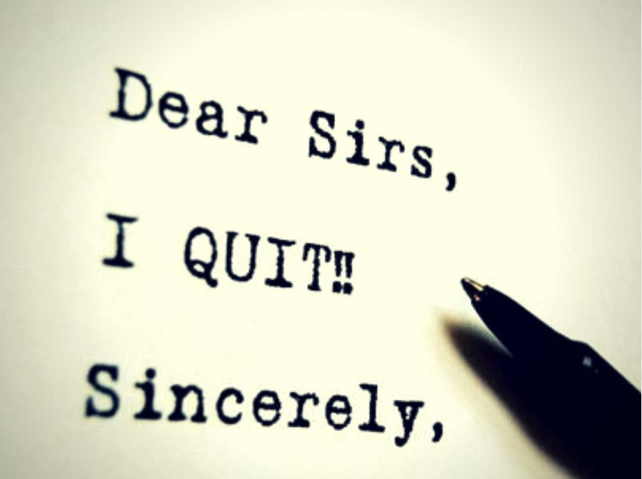 So you want to quit your job? Not this way please... - Experteer ...