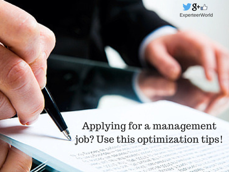 tips to optimize job application applying in Germany