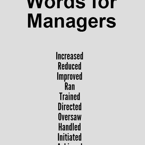 words to impress how hiring managers read resumes