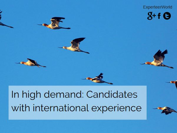 International Experience as a Key Qualification
