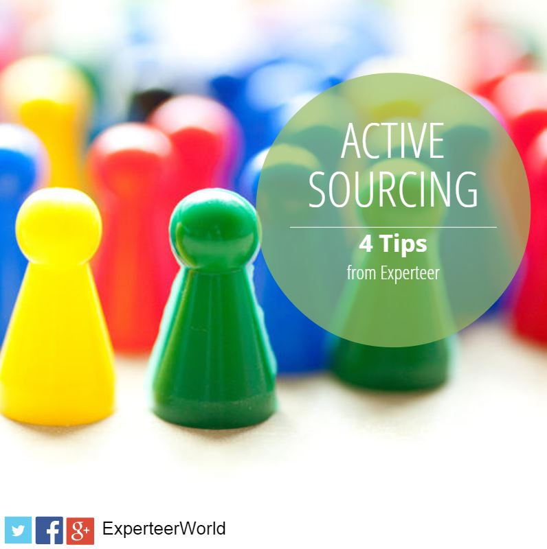 4 tips for active sourcing for executive jobs