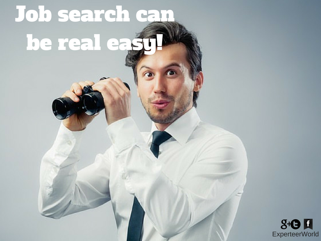 how to make your job search more efficient
