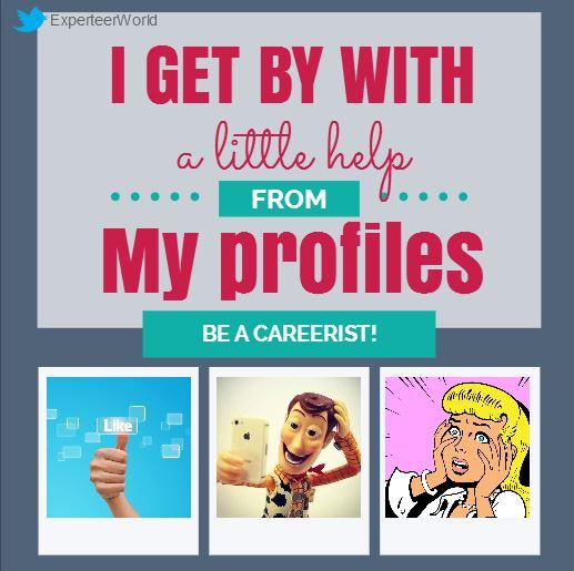 careerist on social media